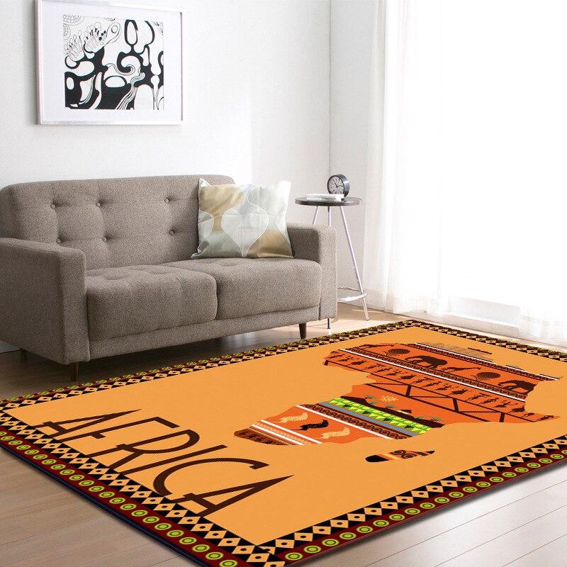 Vintage ethnic style carpet Fashion Creative 3D Printed carpets for living room Home Area Rugs Modern Bedroom Large Size RugVintage ethnic style carpet Fashion Creative 3D Printed carpets for living room Home Area Rugs Modern Bedroom Large Size Rug