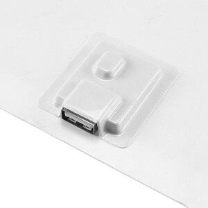Image 4 - LEORY 5V 10W DIY Portable Solar Panel Camping Slim Light USB Charger Charging Power Bank Pad Universal For Phone Lighting Car