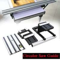 Electric Circular Saw Guide Set Without Rail Lifting Accessories Woodworking Tool