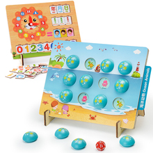 Educational Toy Funny Early Teaching Flash Card Learning Toy Developmental Toys for Children