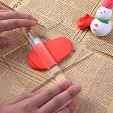 Hollow Acrylic Roller Sculpey Polymer Clay Fimo DIY Craft Molding Rolling Tool