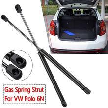 Пара 455 мм Задняя Дверь Люк Boot подъем поддерживает газовая пружина стойки для VW Polo 6N 1996 1997 1998 1999 2000 2001 6N0827550/6N0827550A