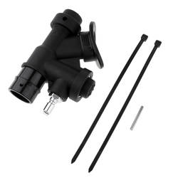 Гидронасос для подводного плавания с болтами и кабельными стяжками, безопасность и надежность