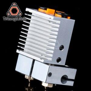 Image 2 - Quimera trianglelab Multi Extrusão Extrusão Dupla refrigeração + 2 EM 2 FORA para 3D hotend impressora Para E3D Atualizar os acessórios