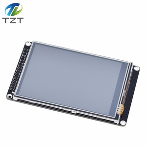 Image 3 - TZT 3.2 inch LCD TFT with resistance touch screen ILI9341  for  STM32F407VET6 development board Black