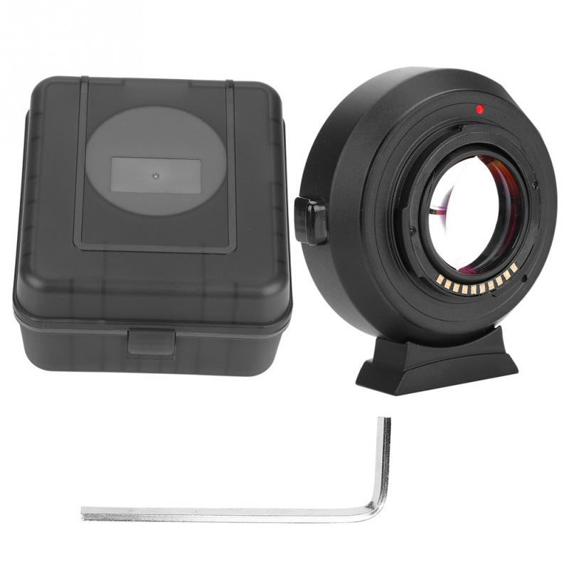 VILTROX EF-FX2 0.71x Auto Focus Mount Adapter for Canon EFEF-S Lens to FUJIFILM Mirrorless Cam