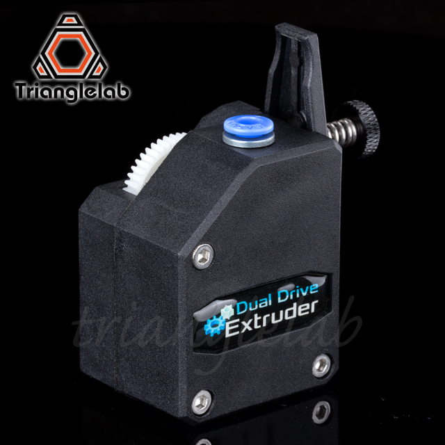 trianglelab Bowden Extruder BMG extruder  Cloned Btech Dual Drive Extruder for 3d printer High performance for 3D printer MK8 1