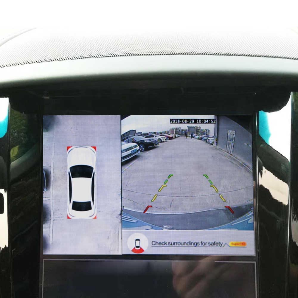 Detail Feedback Questions About Car 360 Camera Panoramic Bird S Eye