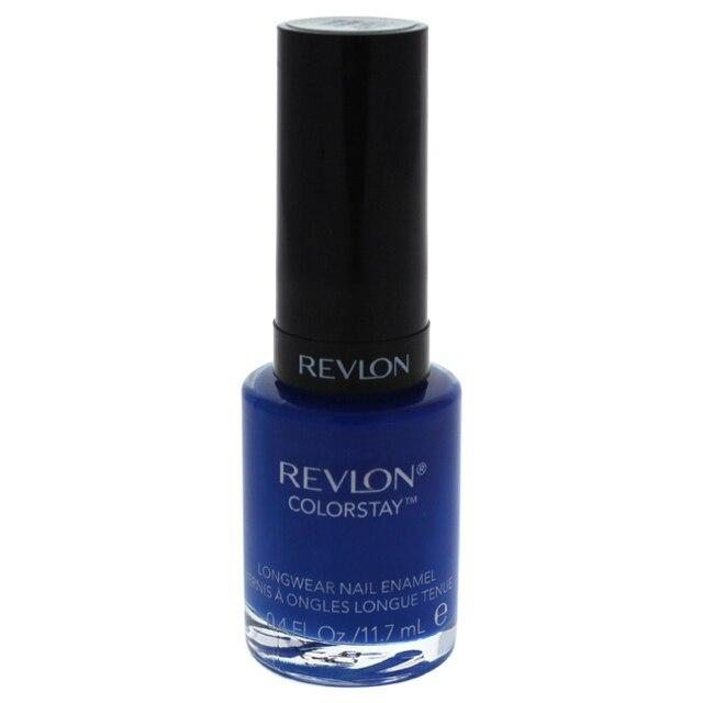ColorStay Longwear Nail Enamel # 180 Indigo Night by Revlon for ...