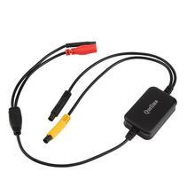 2 canali Auto Telecamera di Parcheggio Video Converter Interruttore Lato Anteriore Videocamera vista posteriore Video Scatola di Controllo