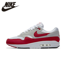 best value d7402 0ba6a Nike Air Max 1 Anniversary OG Men s Running Shoes Breathable Anti-slippery  Outdoor