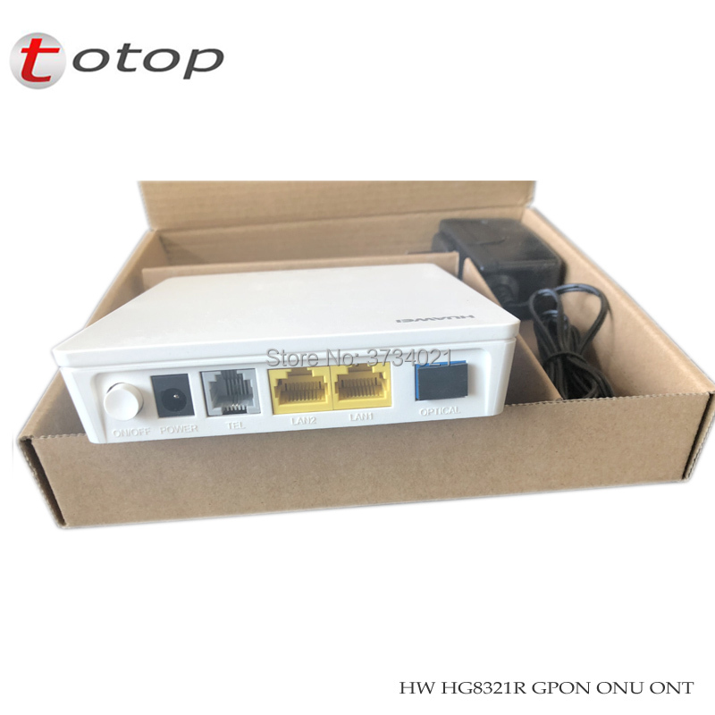 Nice Hottest 100% New 5pcs Hua Wei Hg8010h Terminal Wireless Epon Onu With 1 Ge Ethernet Ports Apply To Ftth Mode Class C Fiber Optic Equipments Ont