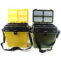 Carp Fishing Box Lightweight Fishing Tackle Boxes Fish Lure Box Fly Fishing Accessories