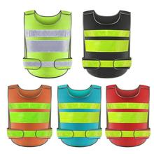 Hi-vis Executive High Visibility Work Waistcoat Reflective Tops бюстгальтер vis a vis цвет розовый bf0868p размер 70c