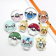 5 шт./лот,, Универсальное кольцо на палец, держатель для мобильного телефона, подставка, Pokemons, карманные монстры для Xiaomi, huawei, Meizu