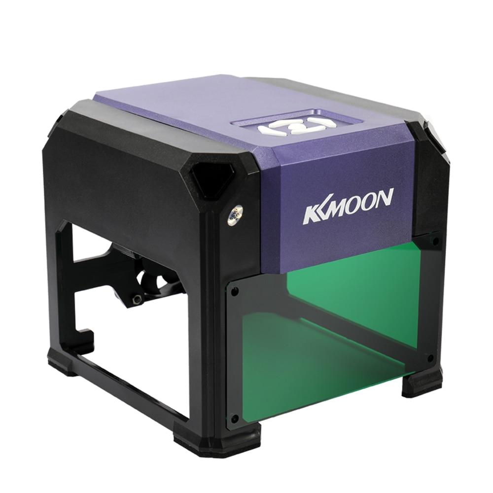 3000mW DIY Mini USB Laser Engraving Machine Automatic CNC Wood Router Logo Mark Laser Cutter Printer