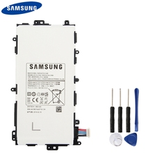 Original Replacement Tablet Battery SP3770E1H For Samsung GALAXY Note 8.0 N5100 N5110 N5120 Genuine Rechargeable Battery 4600mAh samsung original replacement battery sp3770e1h for samsung n5100 galaxy note 8 0 n5110 n5120 authentic tablet battery 4600mah