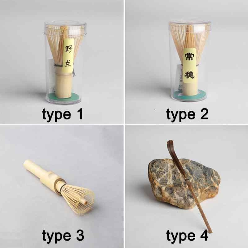 1PC Matcha Whisk ไม้ไผ่ Matcha Whisk Chasen ไม้ไผ่ที่มีประโยชน์แปรงเครื่องมือห้องครัวอุปกรณ์เสริม