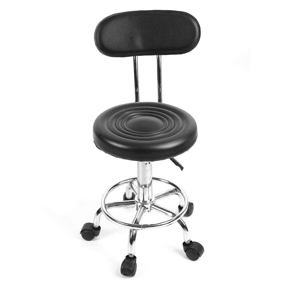 Adjustable Salon Hairdressing Styling Chair Barber Massage Studio Tools Adjustable Barber Chairs Facial Massage Salon Furniture-in Barber Chairs from Furniture