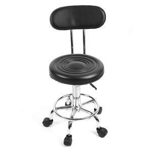 Image 1 - Adjustable Salon Hairdressing Styling Chair Barber Massage Studio Tools Adjustable Barber Chairs Massage Salon Furniture