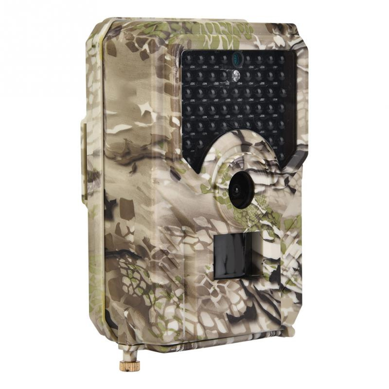 1080P 12MP Hunting Cameras Waterproof Night Infrared Trail Camera Wildlife Hunting Camcorder Video Hunting Accessories
