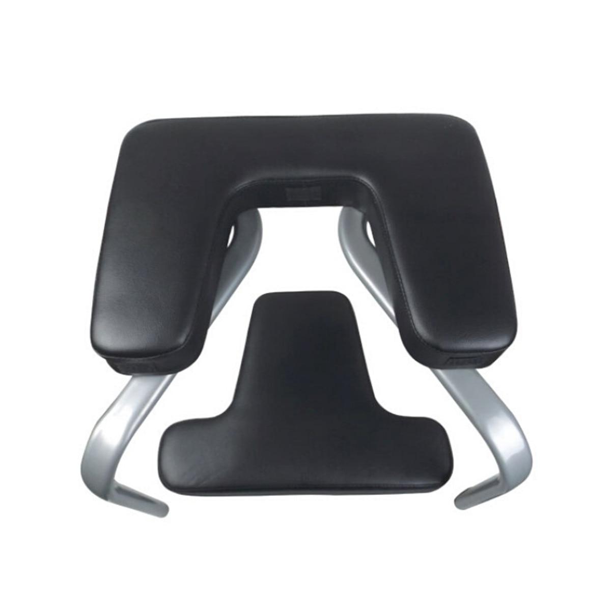 43*42*37 cm Yoga sida chaise d'entraînement tabouret tabouret multifonctionnel sport exercice banc équipement de Fitness noir - 6