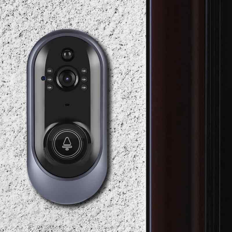 Современный смарт беспроводной дверные звонки Wi Fi HD Smart камера дверной звонок ИК Видео домофон для охранных deurbel Новый
