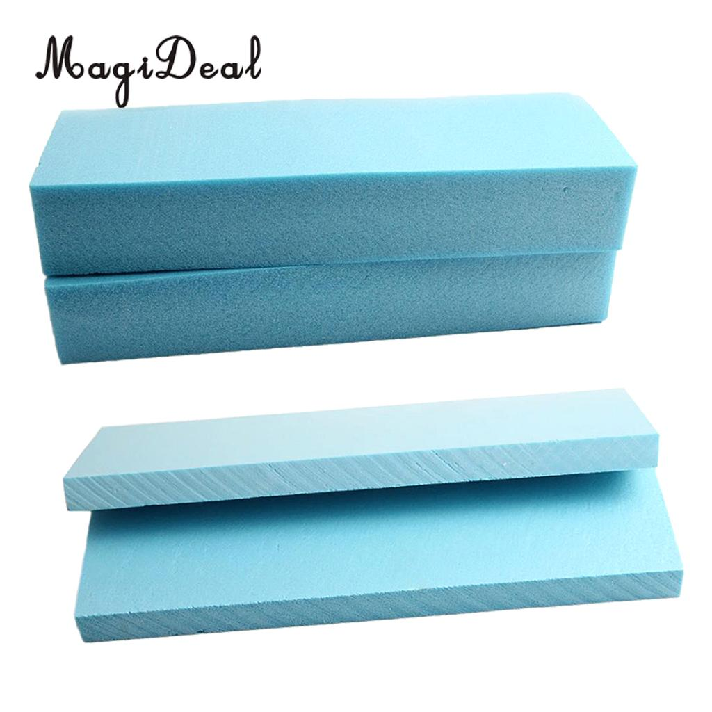 10pc High Density Foam Slab DIY Model Material Diorama Base