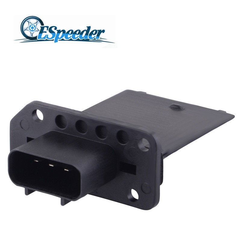 ESPEEDER Blower Motor Resistor Mercury Mariner Replaces YH-1715 3F2Z18591AA 3F2H19A706AB For Ford F-150 Expedition Mustang LOBO