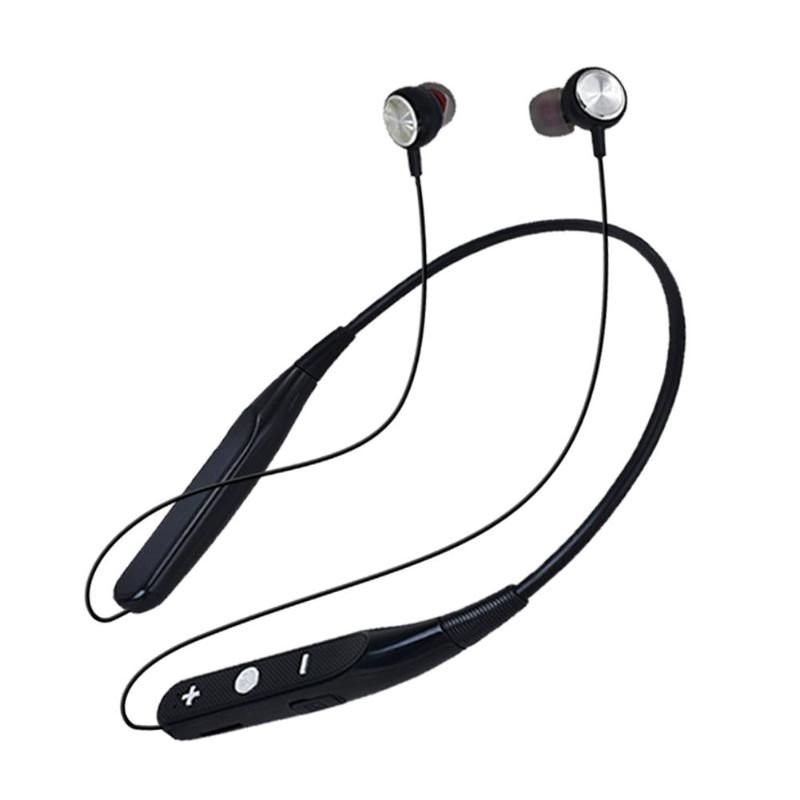 733 Sport Bluetooth Headset Wireless Headphones with Microphone Volume Cont