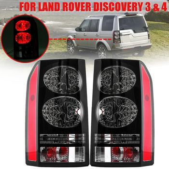 LB-D4-028+RES For Land Rover Discovery 3 & 4 2004 05 06 07-2014 1 Pair 12V LED Tail Rear Left Right Brake Turn Signal Light Lamp