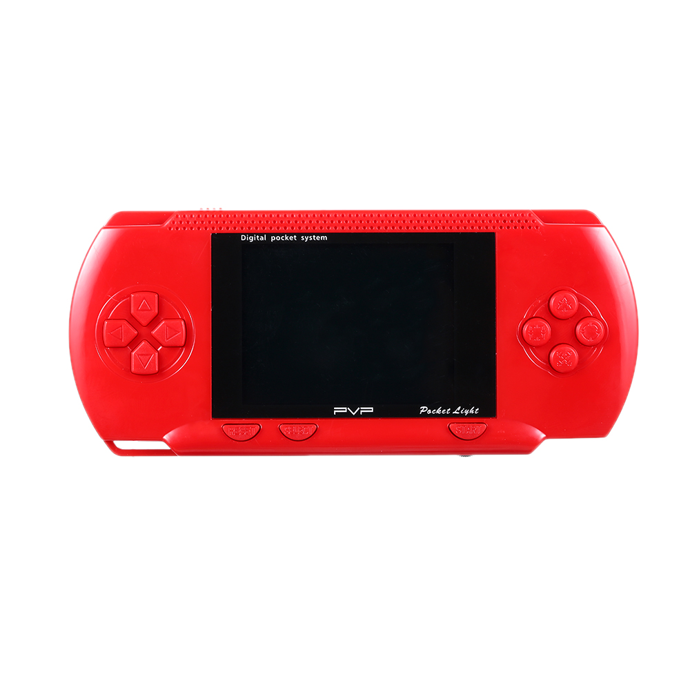 Portable 8-Bit Handheld Game Console Gaming Player Machine With 132+28 Card Expansion Classic Games Supporting AV out Function