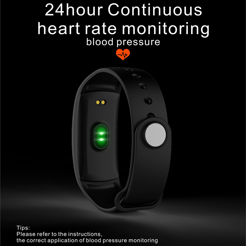 Image 4 - Tonometer Blood Pressure Smart Wrist Portable Digital Oximeter Heart Rate Monitor Health Care Sphygmomanometer Dropshipping-in Blood Pressure from Beauty & Health