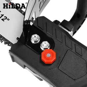 Image 3 - HILDA piły elektryczne wielofunkcyjny Adapter konwerter uchwyt DIY zestaw do 12 elektryczna szlifierka kątowa narzędzie do drewna M10/M14