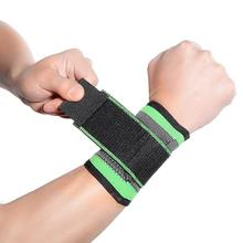 Adult Basketball Fitness Wristband Outdoor Sports Wrist Support Gym Bandage Good