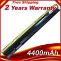 8 ячеек 4400mAh L12S4E01 батарея для Lenovo Z40 Z50 G40-45 G50-30 G50-70 G50-75 G400S G500S L12M4E01 L12M4A02