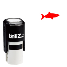 LolliZ твердый символ животных серии дизайн#27 самонаполняющийся резиновый штамп
