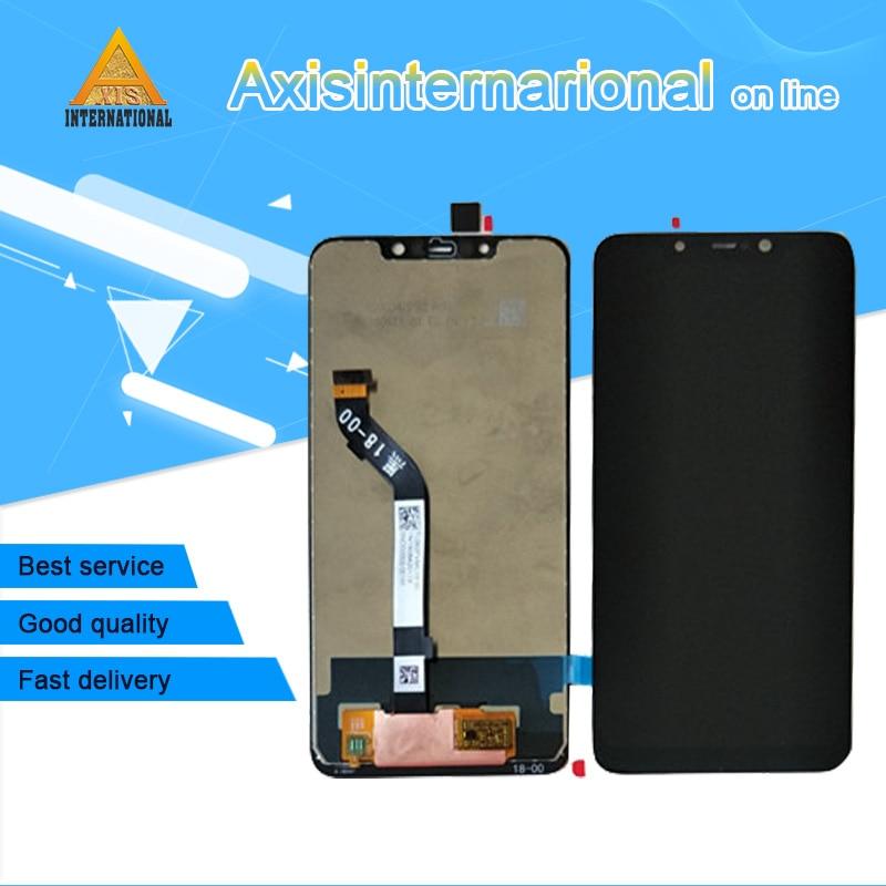 Оригинальный Axisinternational для 6,18 Сяо mi Поко F1 mi Поко F1 mi Pocophone F1 ЖК-дисплей Pocophone + сенсорный панель планшета