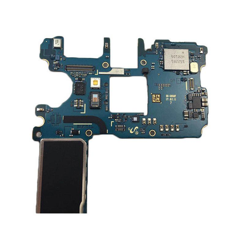 US $101 23 19% OFF|Main Motherboard For Samsung Galaxy S8 G950U G950F 64G  Mobile Phone Clean IMEI 64GB Unlocked-in Mobile Phone Motherboards from