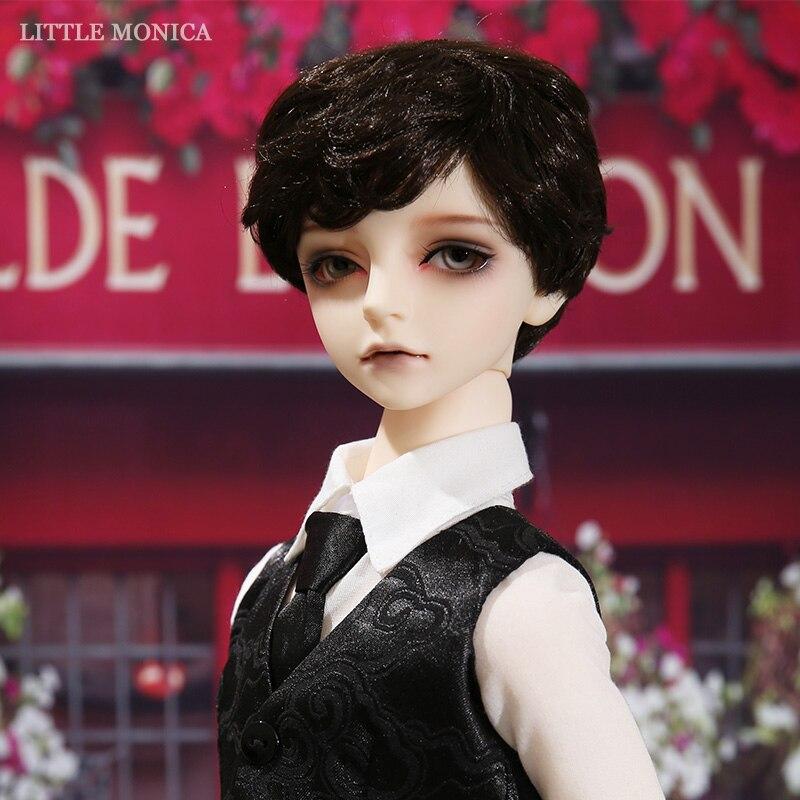 BJD куклы 1/3 Littlemonica LM Renonne кукла Прохладный смолы модель обувь для мальчиков кукла Dollstown кроби Dollmore подарок на день рождения