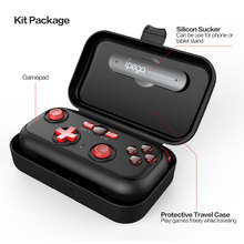 iPega PG-9085 PG 9085 Bluetooth Gamepad Joystick Pad Red Wizard Wireless Game Controller for Android/ iOS/ Nintendo/ Switch/Wi цена