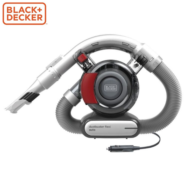 Автомобильный пылесос Black+Decker PD1200AV-XK