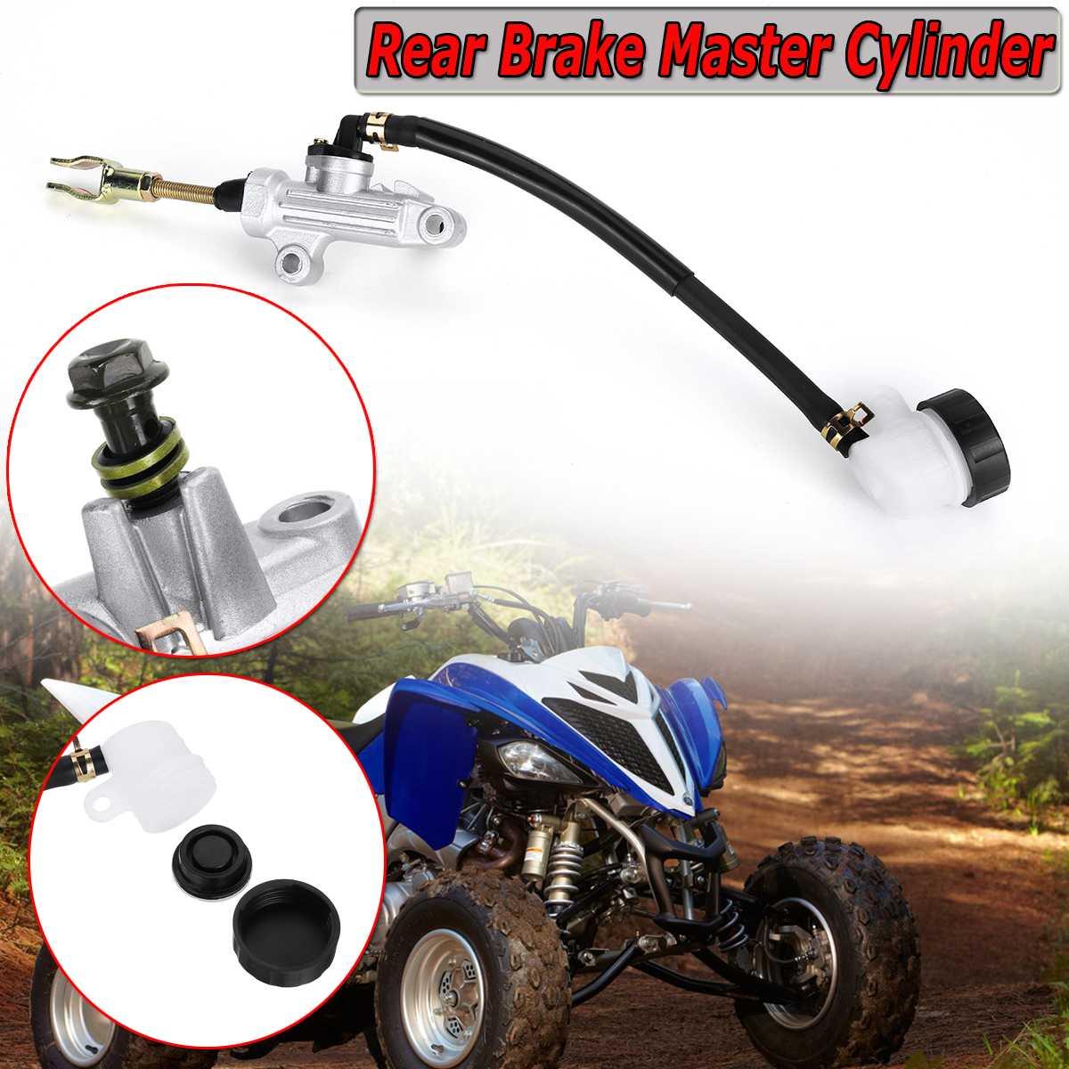 1pc Motorcycle Rear Brake Master Cylinder For Yamaha Raptor 700 700R YFM 700 700R 2006-2016