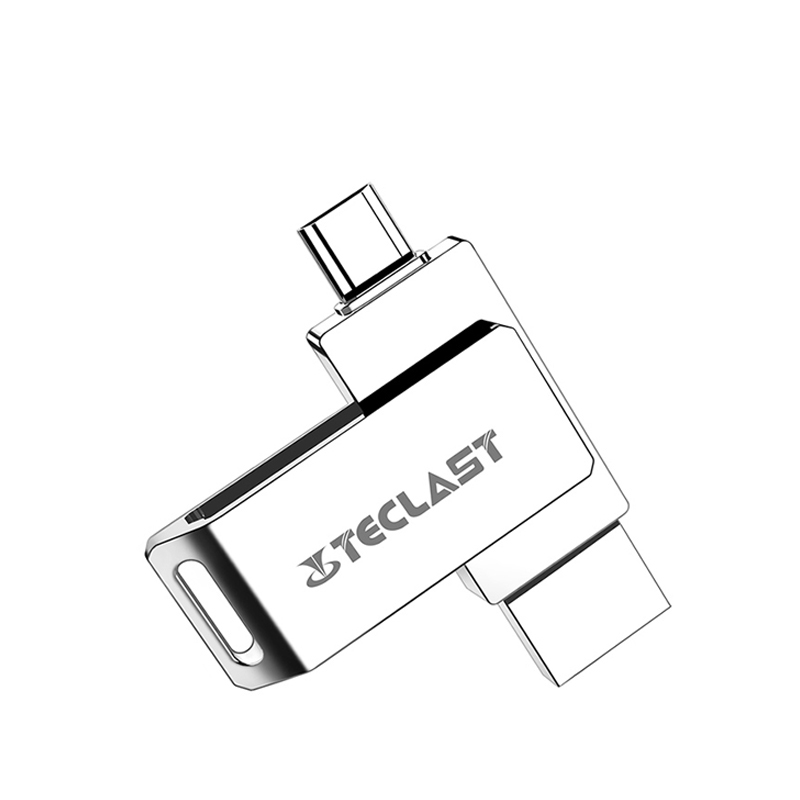 Teclast CoolFlash YO Micro-USB3.0 High Speed Dual USE for Android Phone Tablet PC USB3.0 Memory Stick U Disk image