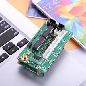 Image 4 - Generador de señal DC 8V 9V AD9850, 6 bandas, 0 55MHz, LCD, DDS, módulo Digital, generadores de señal