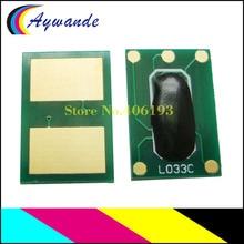 4X Hộp Mực Chip Cho OKI C332 C332dn MC363 MC363dn C332 DN MC363 DN Đặt Lại Chip 46508712 46508711 46508710 46508709