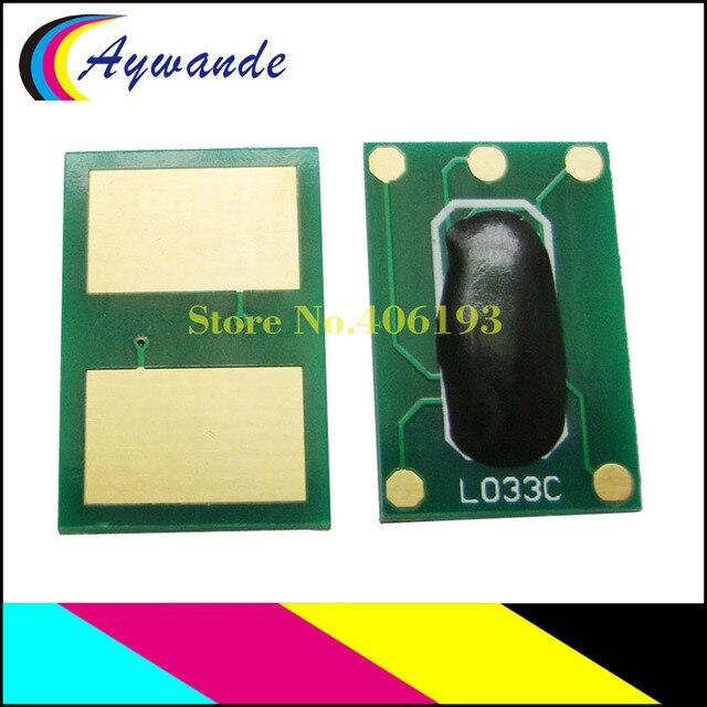 4x Toner Cartridge chip For OKI C332 C332dn MC363 MC363dn C332 dn MC363 dn reset chip 46508712 46508711 46508710 46508709