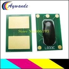 4x Toner kartuşu OKI için çip C332 C332dn MC363 MC363dn C332 dn MC363 dn sıfırlama çipi 46508712 46508711 46508710 46508709