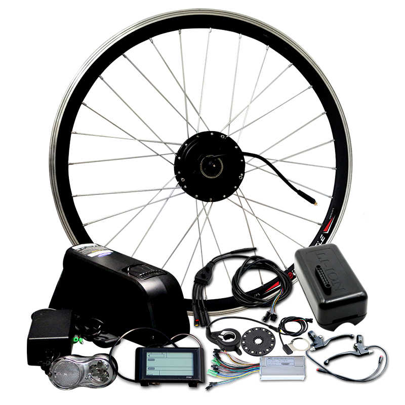 Detail Feedback Questions About 36v 48v Electric Bicycle Conversion