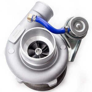 Image 4 - GT2871 GT25 GT28 T25 GT2860 SR20 CA18DET турбо Турбокомпрессор воды AR .64 настройки